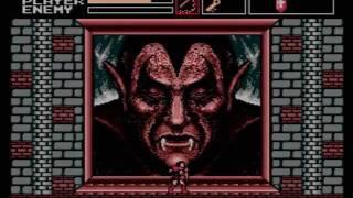 Vampire Killer (MSX) - No Death Walkthrough