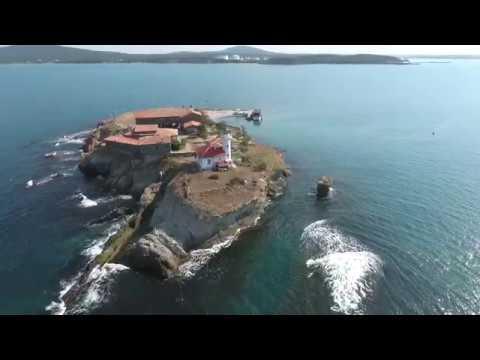 Sveta Anastasia island Burgas Bulgaria