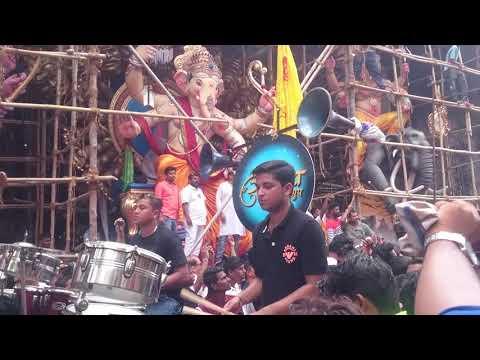 Ajinkya musical beats byculla Mumbai cha maharaja Agman sohla 2017