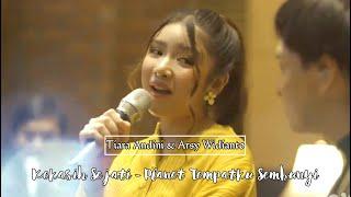 Download Tiara Andini ft.Arsy Widianto - Kekasih Sejati , Planet Tempatku Sembunyi    Live Showcase