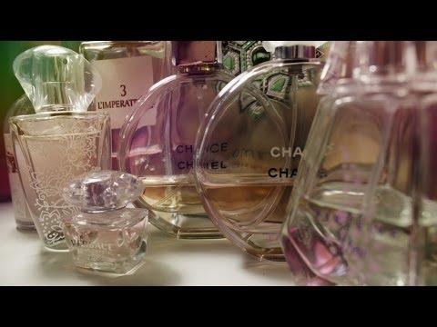 Моя коллекция ароматов ♥