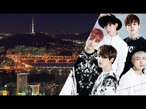 BTS new Video advertisement to promote Seoul Tourism (Korea Tourism)