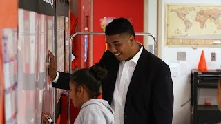How Education Empowered Coca-Cola Scholar Adan Gonzalez