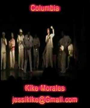 Kike Afro Rumba Son Salsa Shows Columbia