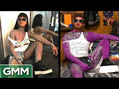 Get Rihannas Coachella Look