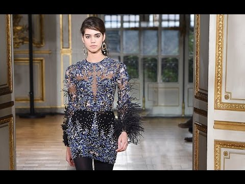 Zuhair Murad | Full Show | Womenswear  | Paris Fashion Week | Fall/Winter 2017/2018