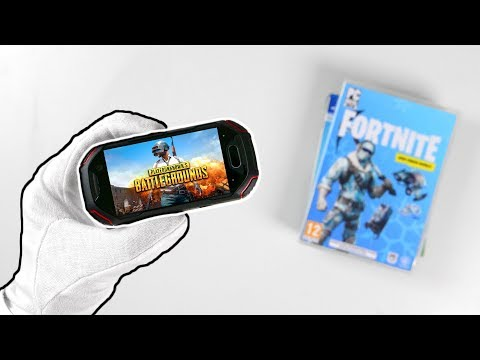 $260 Chinese Mini Smartphone Unboxing - PUBG Gameplay, Fortnite Deep Freeze Bundles