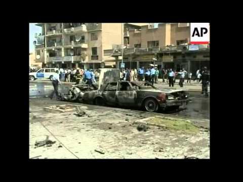 Attack kills recruits, Ramadi, Baghdad violence
