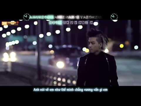 [BBVN][Kara+Vietsub][MV] 1AM - TAEYANG