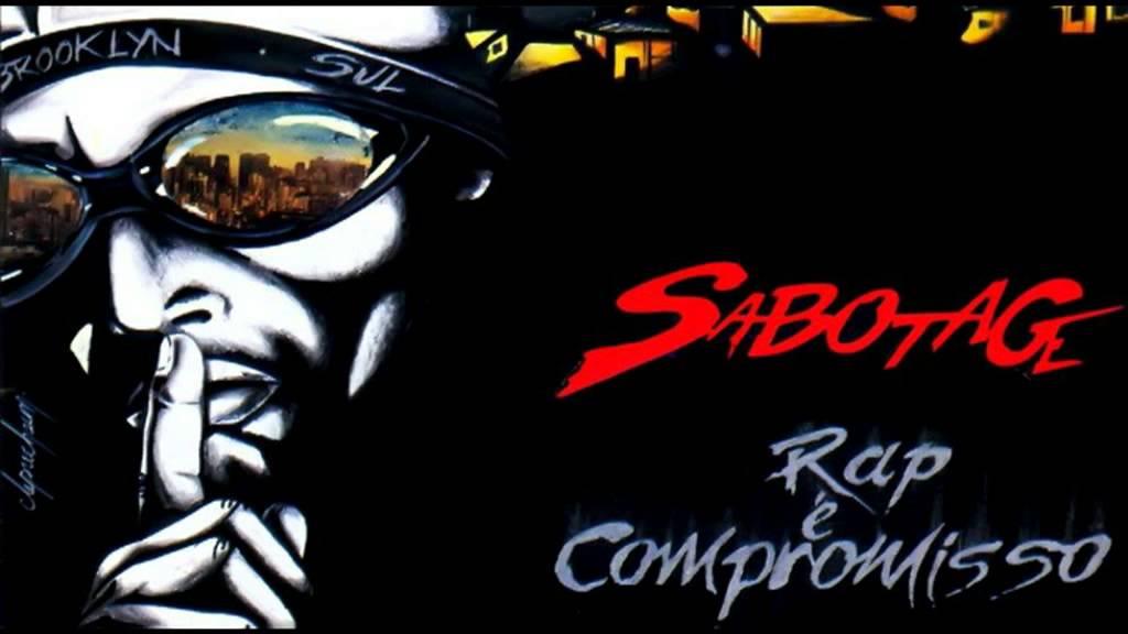 cd de sabotagem rap e compromisso