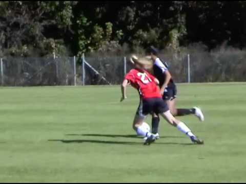 Ryann Davie Soccer Highlights