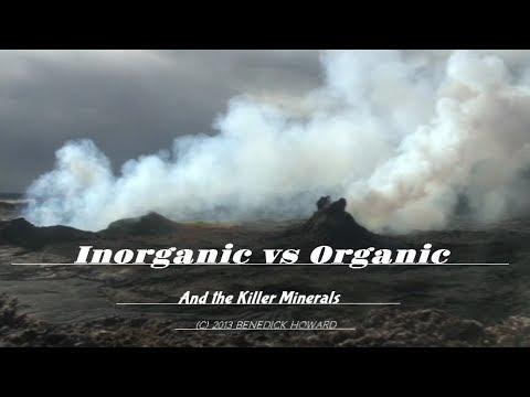 Shocking Disclosures - Inorganic vs Organic