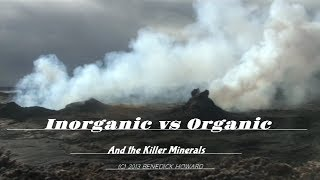 Shocking Disclosures - Inorganic vs Organic