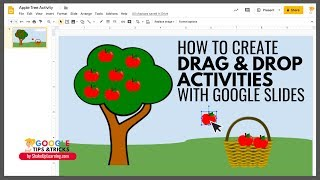 How to Create Drag and Drop Activities with Google Slides
