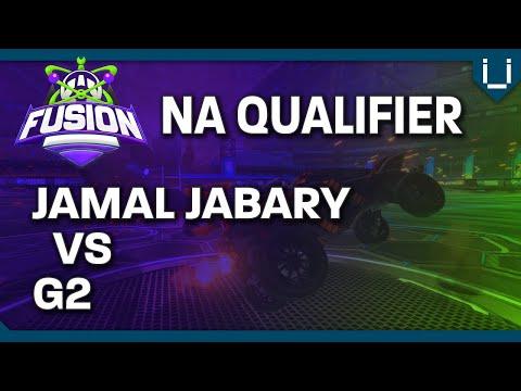 NA FUSION | Jamal Jabary vs G2 | NA Quals Round 2