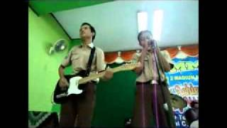 METER PER SECOND - Ayo Indonesia Bisa (cover Sherina ft. Ello)