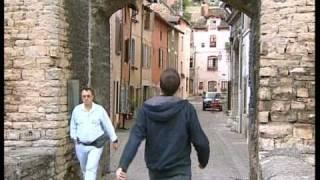 La cité médiévale de Crémieu en Isère