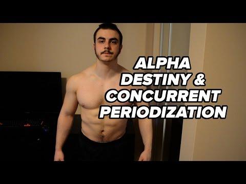 Alpha Destiny And Concurrent Periodization