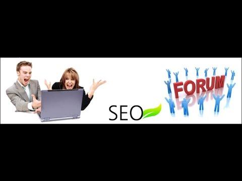 Forum Posting Tutorial: How To Create Forum | Do Follow Backlinks
