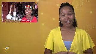 Het 10 Minuten Jeugd Journaal 12 augustus 2019 (Suriname / South-America)