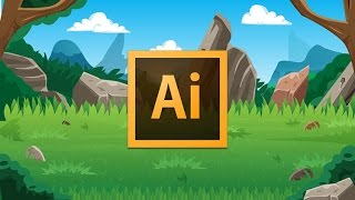 Create 2d Mobile Game Backgrounds with Adobe illustrator
