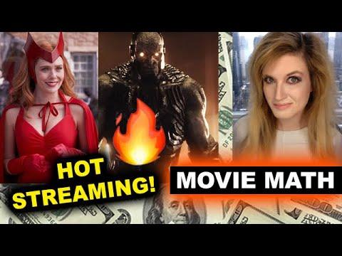 WandaVision Ratings, Snyder Cut Views - Disney Plus vs HBO Max! - Beyond The