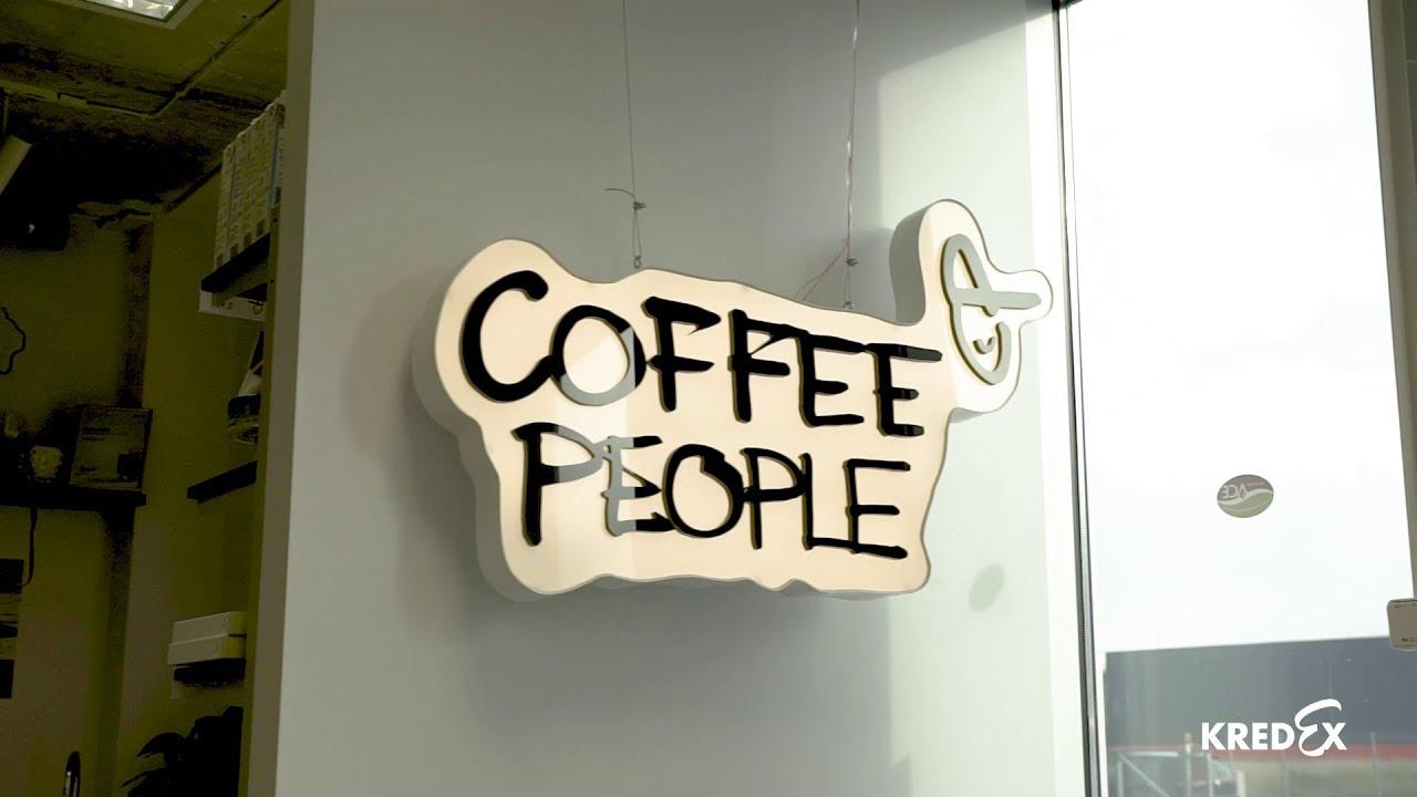 KredExi kliendilood: Coffee People teab kuidas teha maailma parimat kohvi