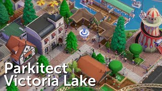 Parkitect Campaign (Part 3) - Victoria Lake - Vandal Trouble
