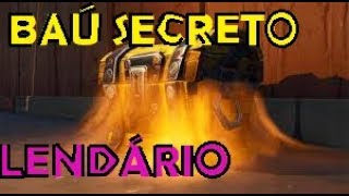 THE LEGENDARY SPECIAL SECRET CHEST!!!