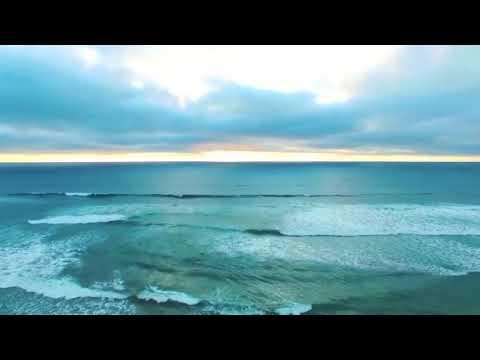 Футаж Морской прибой Волны