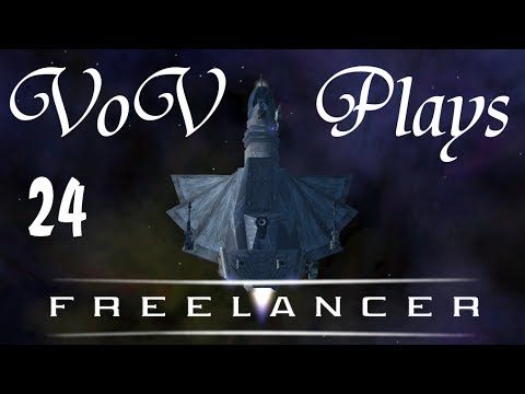 Secret Facility - VoV Plays Freelancer - Part 24