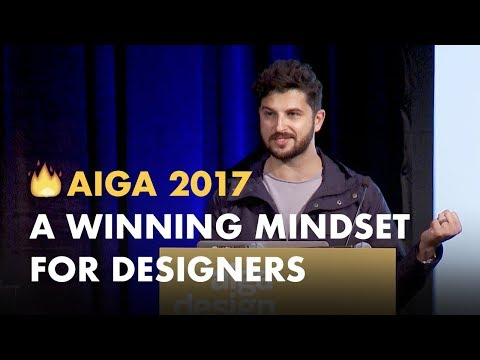 At AIGA 2017: Designers, make this ONE mindset change in 2018 ...
