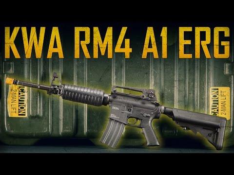 KWA RM4 A1 ERG - Airsoft GI