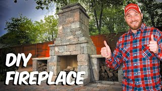 In this video, Roman takes you through the simple process of building your very own Freemont outdoor fireplace kit. You will get to