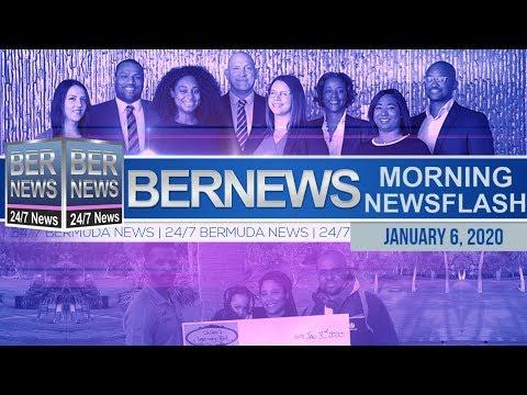 Bermuda Newsflash For Monday, January 6, 2020