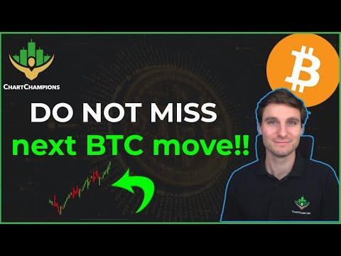 📈I AM SHAKING🚨 BITCOIN IS BREAKINGOUT!!! Bitcoin Technical Analysis.