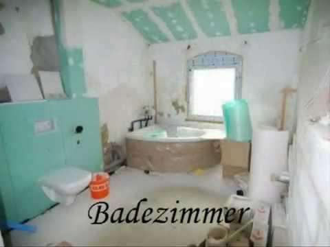 Badezimmer Ausbau dachgeschoß neuausbau mit groem sudbalkon wahlweise rohbau oder