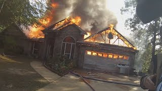 Firecam Structure Fire