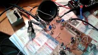 видео Простой SSB приемник на 80м на ИМС TDA1083