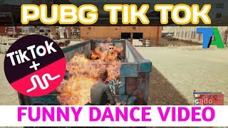 PUBG TIK TOK FUNNY DANCE VIDEO ( PART 10 ) AND FUNNY MOMENTS || BY EAGLE BOOS |