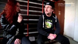 HORKÝŽE SLÍŽE KUKO interview tour 2013 Martin