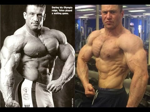 Father and Son Bodybuilders