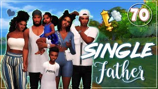 The Sims 4 😍Single Father😍 #70 Something in the Water