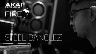 Le contrôleur AKAI FIRE pour FL Studio avec Steel Banglez (vidéo de La Boite Noire)