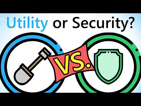 Utility Tokens vs. Security Tokens - Learn the Difference