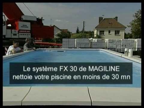 Test performance filtration piscines magiline youtube - Filtre piscine magiline ...