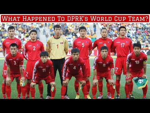 What Happened To North Korea's 2010 World Cup Squad?