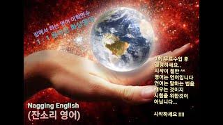 Nagging English (잔소리 화상영어)
