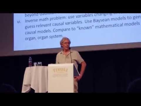 Stuart Kauffman at ICSB 2013 (pt. 4/4)