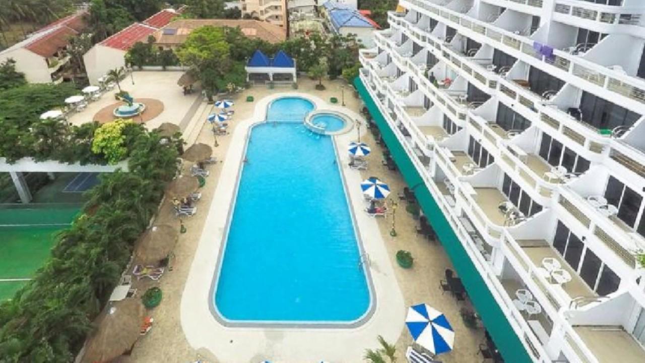 Andaman Beach Suites Hotel Patong Beach Phuket Thailand